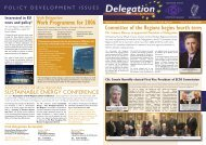 CoR-Delegation Diary 2006.indd - Irish Regions Office