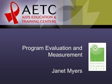 Myers Program Eval Slides.pdf