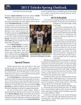 2013 Toledo Spring Football Prospectus - University of Toledo ... - Page 6