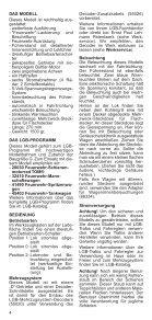 Bedienungsanleitung - Champex-Linden - Page 4