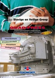 Download de Quad-Press catalogus - Tecnomagnete S.p.A.