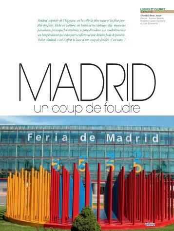 Madrid - Magazine Sports et Loisirs
