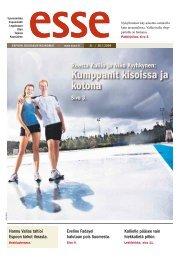31: 30.7.2009 - Espoon seurakuntasanomat