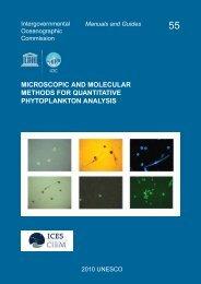 Microscopic and molecular methods for quantitative phytoplankton ...