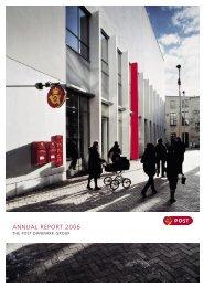 ANNUAL REPORT 2006 - International Post Corporation