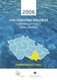 Jihomoravský kraj (PDF, 704 kB) - CENIA, česká informační ...