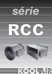 série rcc - Koolair