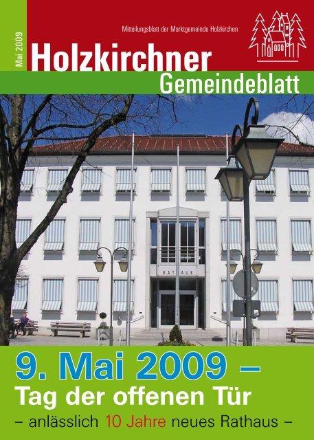 Mai 2009 - Holzkirchen