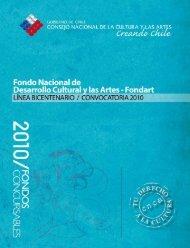 Bicentenario - Consejo de la Cultura y las Artes
