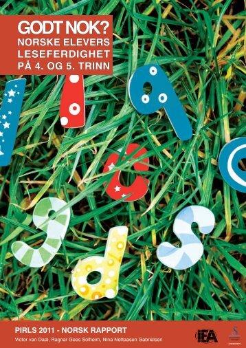 PIRLS2011_rapport_web