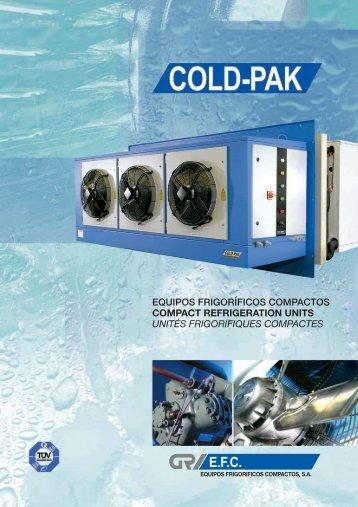 equipos frigoríficos compactos compact refrigeration ... - Klima-Therm