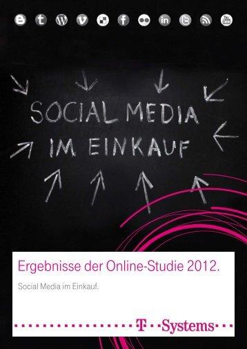 "Studie ""Social Media im Einkauf"" - CfSM"