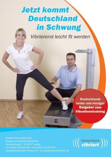 Jetzt kommt Deutschland in Schwung - Draksal Fachverlag