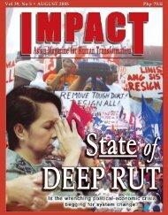 August 2005 - IMPACT Magazine Online!