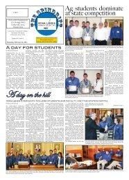 February 24 2011 - Iowa Lakes Community College