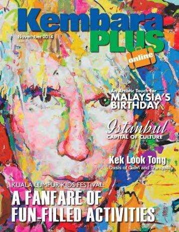 Kembara PLUS online edisi november 2014