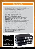 brochure 4pag dvr electa serie d - Advanced Innovations - Page 2
