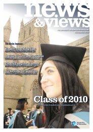 December 2010 - University of Worcester