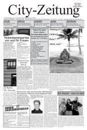 City-Zeitung März 2004