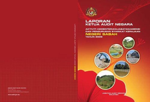 laporan ketua audit negara aktiviti kementerian/jabatan/agensi dan ...