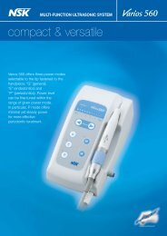 compact & versatile - Dental Systems Oy
