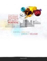 cadre stratégique - Stratégie de développement économique 2011 ...