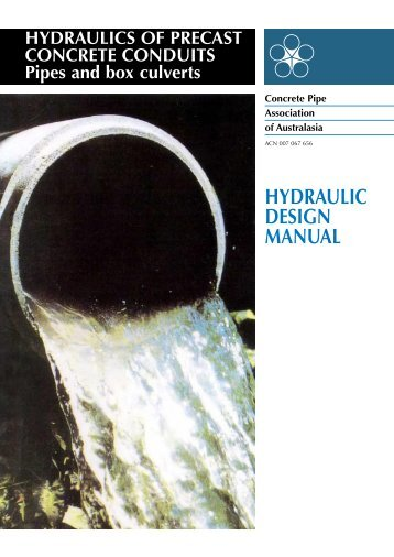 HYDRAULICS OF PRECAST CONCRETE CONDUITS ... - Humes
