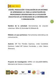 Actividad 4: Herramientas de creación colectivas: Wikis - Grupo de ...