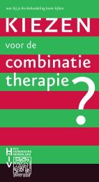 Download de brochure - Hiv Vereniging Nederland