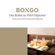 Des Bulles au Petit-Déjeuner - Weekendesk-mail.com