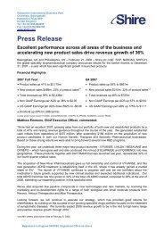 Microsoft Word - Q4 2007-ER-Final.doc - Shire