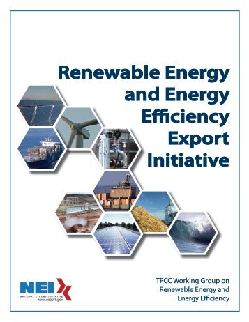 Renewable Energy and Energy Efficiency Export Initiative - Export.gov