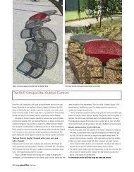 Modular Seating Solutions - Erlau