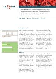 NEXTRA - Kriechstreckenanalyse - FlowCAD