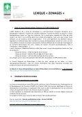 Lexique zonagesV3 mars 2012 - L'Union Régionale des ... - Page 2