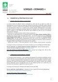 Lexique zonagesV3 mars 2012 - L'Union Régionale des ... - Page 3