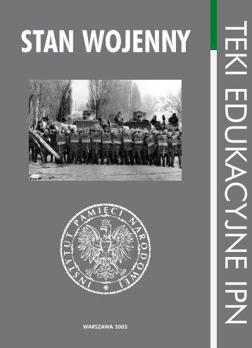 Stan wojenny - Instytut Pamięci Narodowej