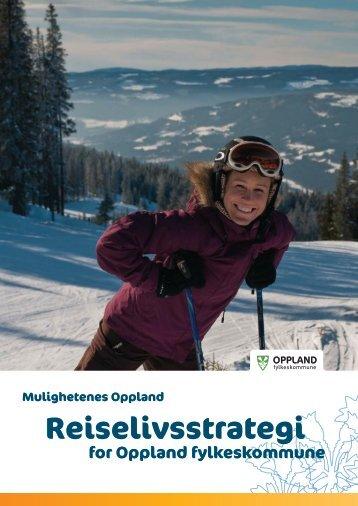 Reiselivsstrategi - Oppland fylkeskommune