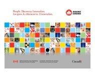 Serge Villemure, Director, Scholarships and Fellowships ... - ecedha
