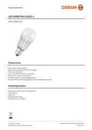 LED SUPERSTAR CLASSIC A - LEDS.de