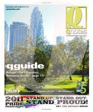 Aug. 20-Sept. 2 . 2011 qnotes