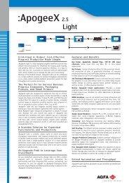 :apogeex 2.5 Light, Datasheet/Leaflet, English (2005-05-19)
