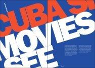 Cuba Si, Movies See