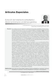 Evolución del tratamiento antiepiléptico desde los bromuros a la ...