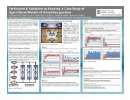 Verification & Validation by Docking: A Case Study of Agent-Based ...