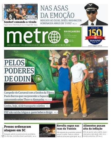 rio de janeiro - Metro