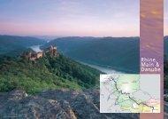 Rhine, Main & Danube - Classic Voyages