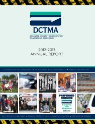 2012-2013 ANNUAL REPORT - Delaware County Transportation ...