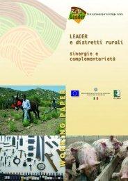 LEADER e distretti rurali - Inea