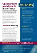 IES HR Insight no. 5 - The Institute for Employment Studies - Page 4